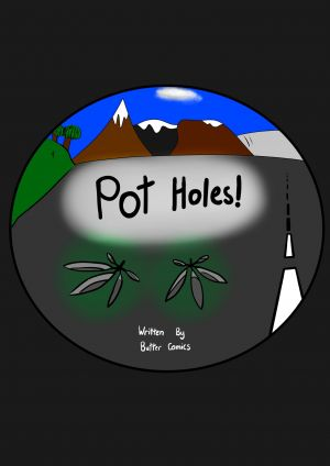Pot Holes Cover Page